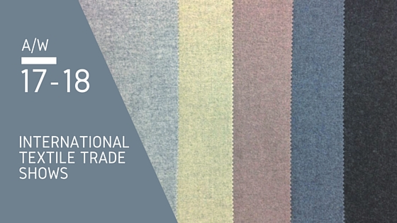 international textile trade shows